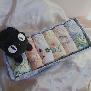 Other - Pastel underwear 6 pack